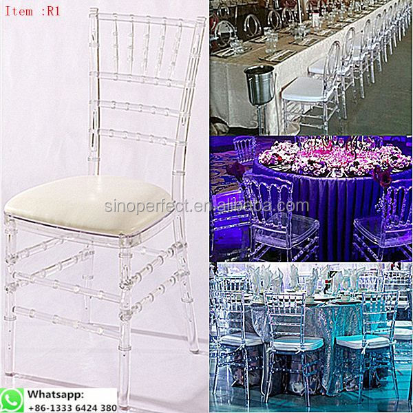 clear wholesale chiavari chair