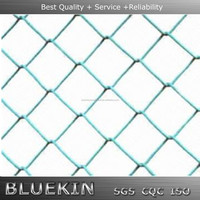 prefabricated chain link fence panels lowes with good quality
