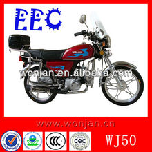 Alpha 50cc Moped Mini Motorcycles for Ukraine / Poland / Russia