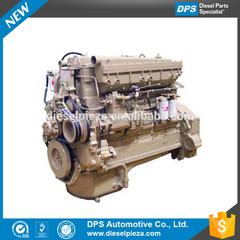 4-cylinder diesel engine assembly NTC290/300/350 for sale