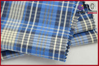 Check Shirt Fabrics Children School Uniform Fabric