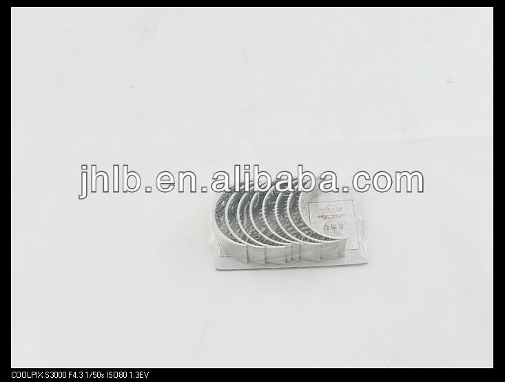 auto spare parts conrod bearing shells for Chinese minivans and mini trucks