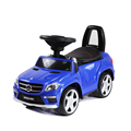 WDSX1578Z Licensed Mercedes Benz multi-functional kids baby car, with power display push car, can change into swing car