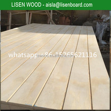 T1-11 grooved plywood Pine, Waterproof Plywood for Build house