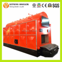 CE Certificate Chain Grate Stoker Coal Fired Steam Boiler for Sale