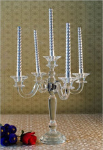 New design crystal wedding table decorations in china
