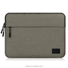China wholesale travel Eco-friendly 13 inch laptop case with double zipper for universal laptop