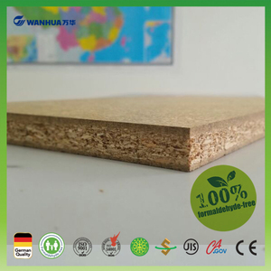 Sustainable furniture grade 18mm laminated mdf board