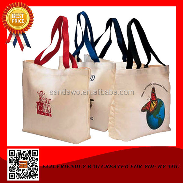 Solid Stable quality fashion parachute fabric bag