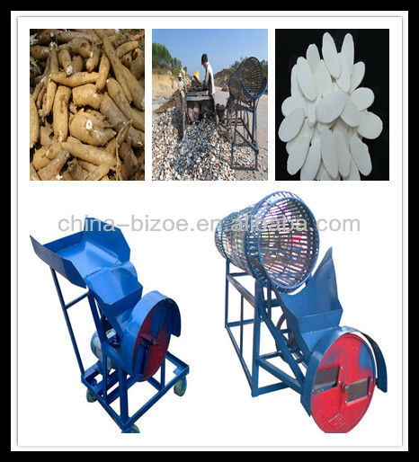 10ton/h cassava chips machine/cassava slicer