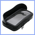 Sunshade Phone Case with Motorcycle Motorbike Handlebar Mount for Cellphone Below 6.5''