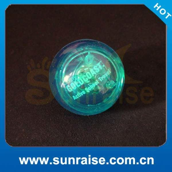Cheap Wholesale vortical plain colored bouncing ball