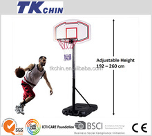 High quality outdoor hydraulic portable basketball systems