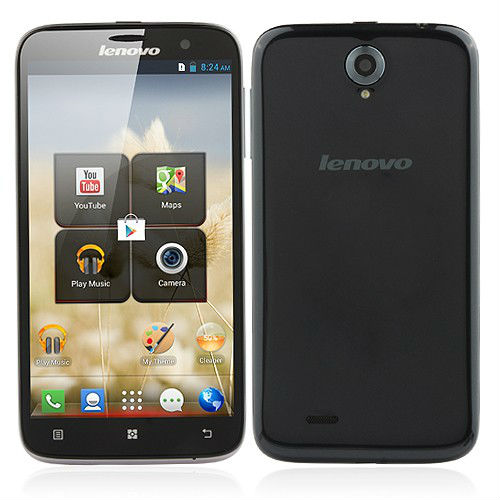 Original Lenovo A850 3G WCDMA/GSM Quad Core 5.5'' touch screen 1.3GHz CPU 5MP Camera Android 4.2 Smart Mobile