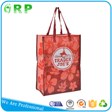 Eco-friendly laminated pp woven personalized nice-looking tote bags