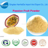 GMP factory quote best price for 100% natural organic Passion Fruit Extract powder with best price and fast delivery