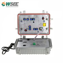 Professional Cable TV Bi-Directional Distribution Amplifier