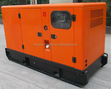 small power 7 kvw silent diesel generators for home house use
