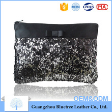 sequin bling bling sexcy lady clutch bag OEM latest 2017 high quality sequin clutch purses