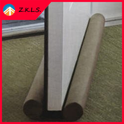 Twin Draft Guard EPE Door Stopper Polyester Stripe