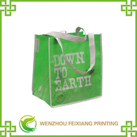 Non woven biodegradable shopping bags