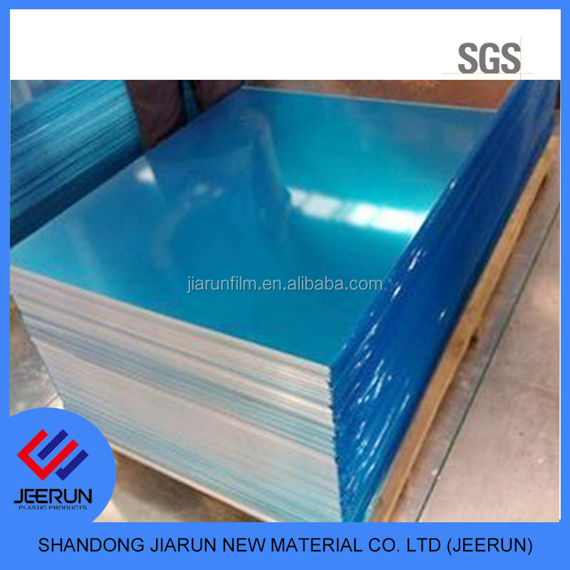 PE Protection Film for Prepainted Galvanized Steel