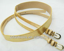 2013 New Design Skinny Fashion women belt