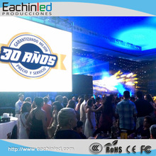 China The Hottest Product Stage Background Curvable P5 Full Color Transparent Led Display Big Screen