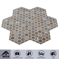 Hottest High-End Handmade Factory Direct Price Corridor Floor Tiles
