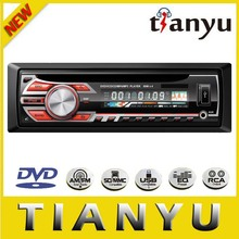 6.2 inch universal two din car dvd with Touch digital screen