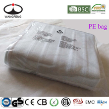 100% Polyester Portable Electric Heated Blanket