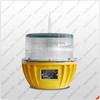 Solar Powered LED Warning Beacon Solar