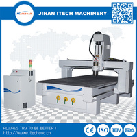 Jinan Itech Operate-well and Useful wood lathe vacuum ITM1325