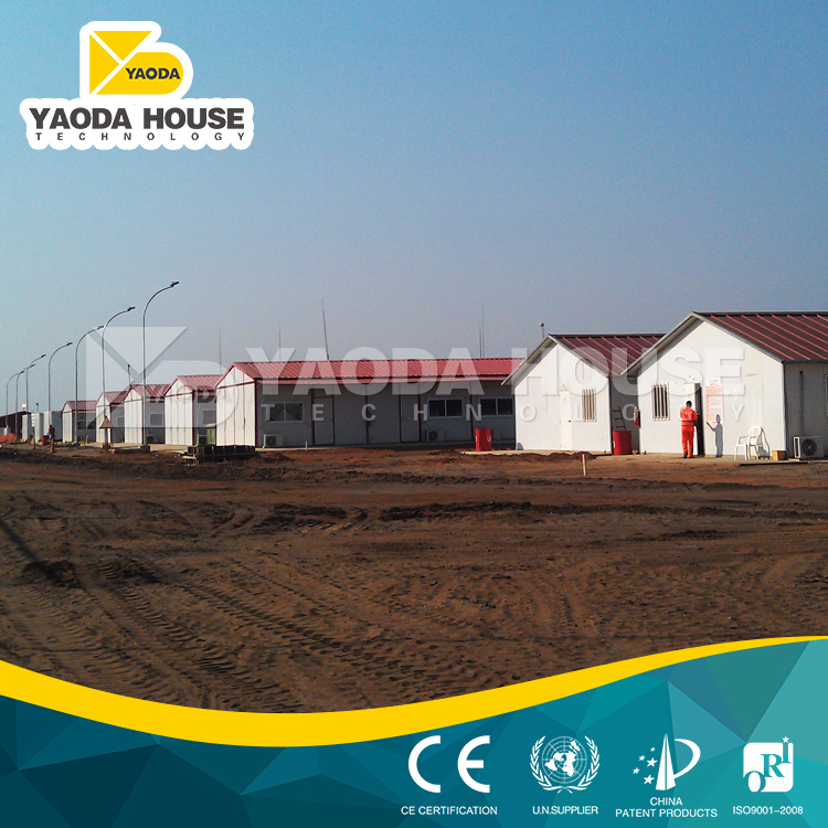 High quality Diaphanous prefabricated house frame