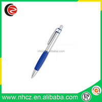 metal cheaper ball point pen with logo