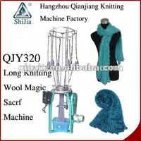 Long Knitting Wool Magic Scarf Machine