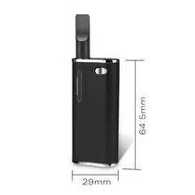 Inexpensive High Quality Wickless Cbd Vaporizer Mod From China Ceramic Heating Chamber