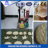 Commercial rice cracker/rice cracker machine/puffed corn snacks making machine
