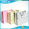 Custom Printed Paper shopping bag Personalized gift paper bag packaging
