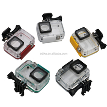NEW Diving 40m Waterproof Case for Xiaomi Xiaoyi YI Sports Camera II 2 Case Xiaomi YI 4K Action Camera 2 Protective Housing A238