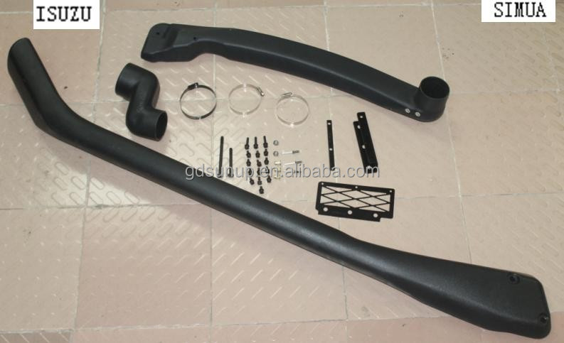SIMUA snorkel for Isz GM/Holden/Isz Rodeo /Campo 4x4