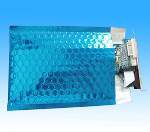 factory customized recyclable aluminum foil packaging bag