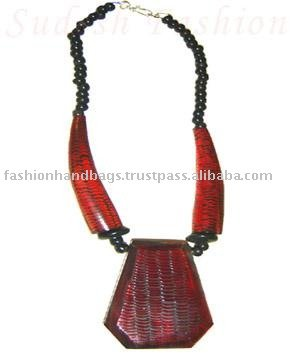 custom made Horn born Jewelry Necklace