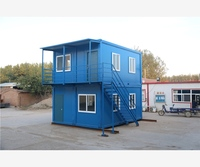 2015 Well designed Container Sale two prefab poultry apartment