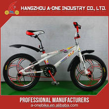 Good Price Double-Row Steel Frame Bike 20 Inch Cheap Freestyle Bmx Bikes For Sale