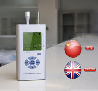 HPC300 handheld digital laser clean room air dust meter