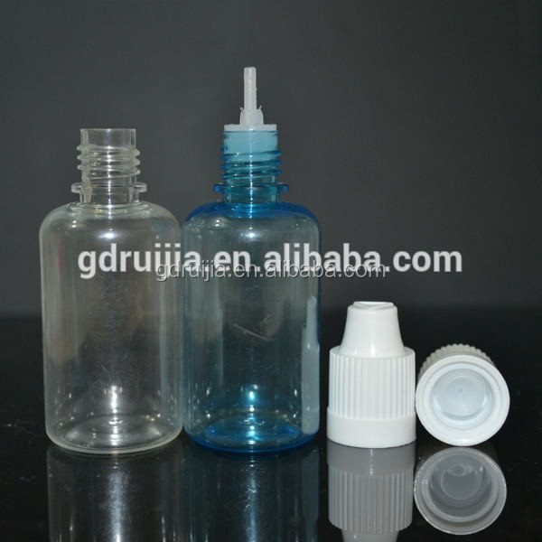 Guangzhou Ruijia new design top quality cheap e liquid bottle and packaging