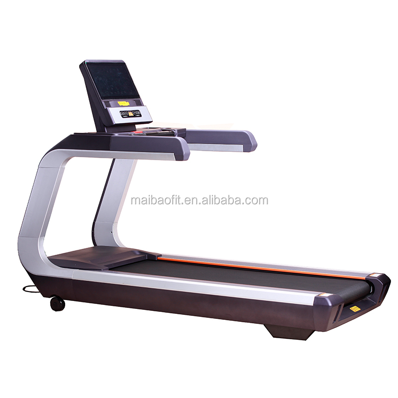 Touch screen design treadmill machine Maibao company
