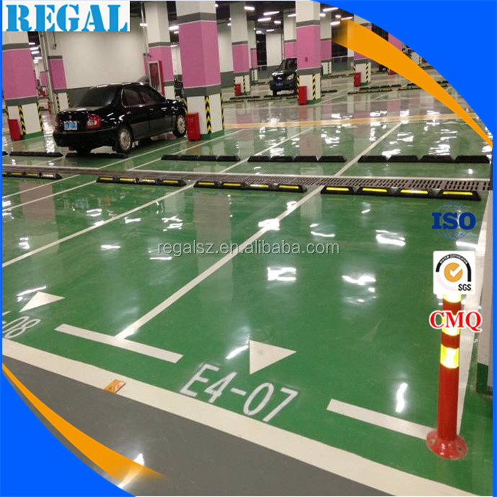Epoxy flooring resin paint for food processing production line