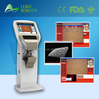 For Sale Portable 3D skin analyzer machine facial skin analyzer/oil and dry analysis
